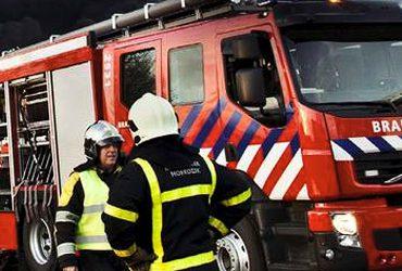 Meten radioactiviteit door de Brandweer
