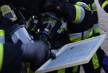 Onderwijs door Brandweer functionarissen